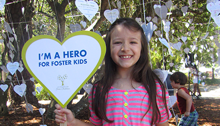 foundation for foster children giving tree appleton creative