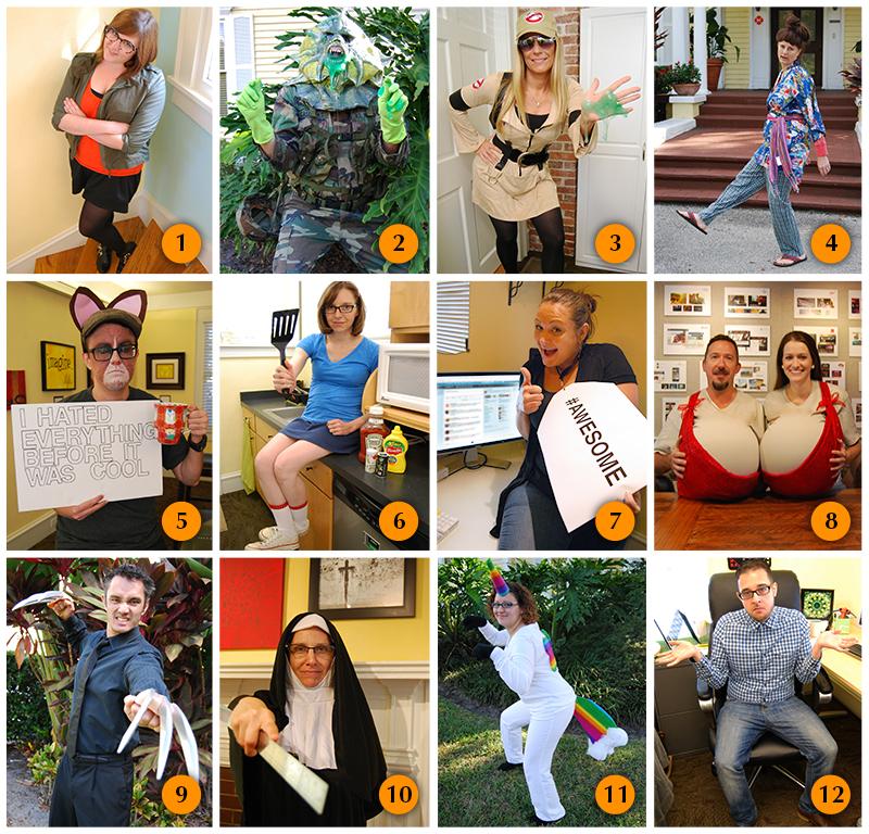 Appleton Halloween Costume Contest 2013