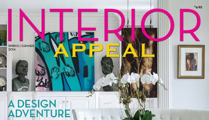 Interior Appeal Magazine cover