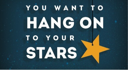 motion graphics hang on to your stars
