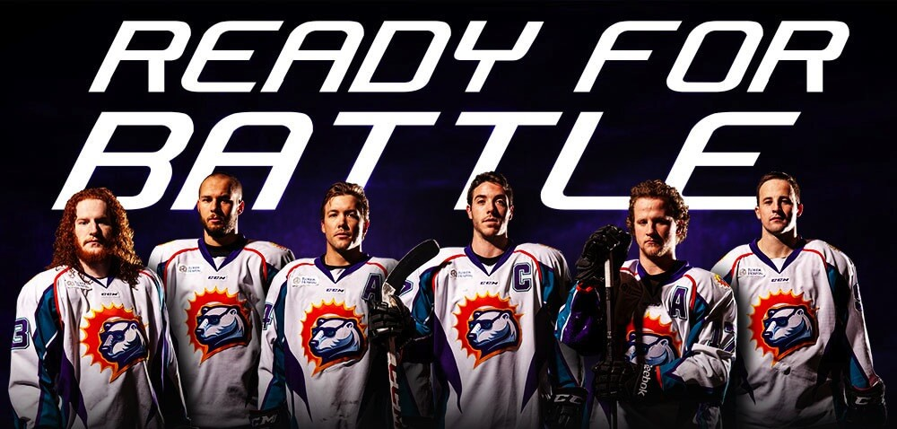 Solar Bears ready for battle