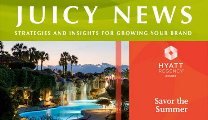 Juicy News June Hyatt