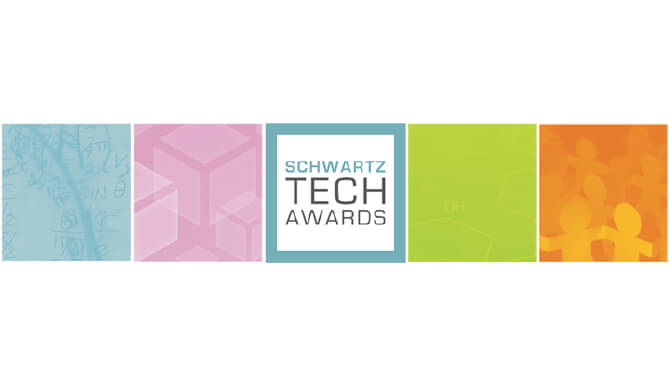 Schwartz Tech Awards banner