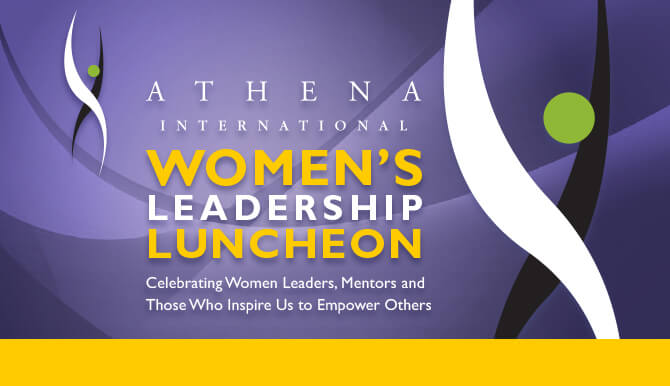 ATHENA Women's Leadership Luncheon