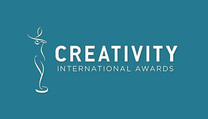 Creativity International Awards 2014 Logo