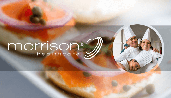 Morrison Healthcare chefs