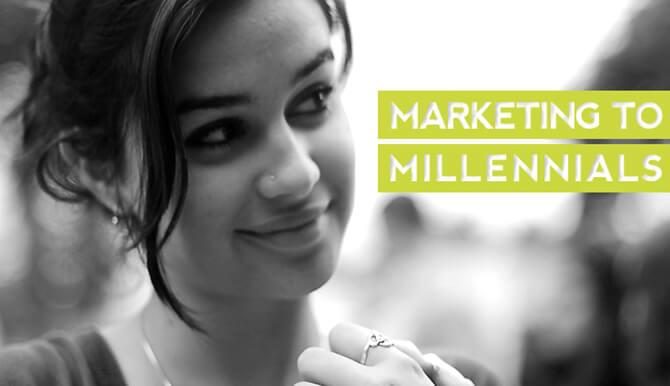 Meet the millennials woman.
