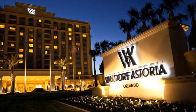 Hilton Worldwide Waldorf Astoria Hotel Resort