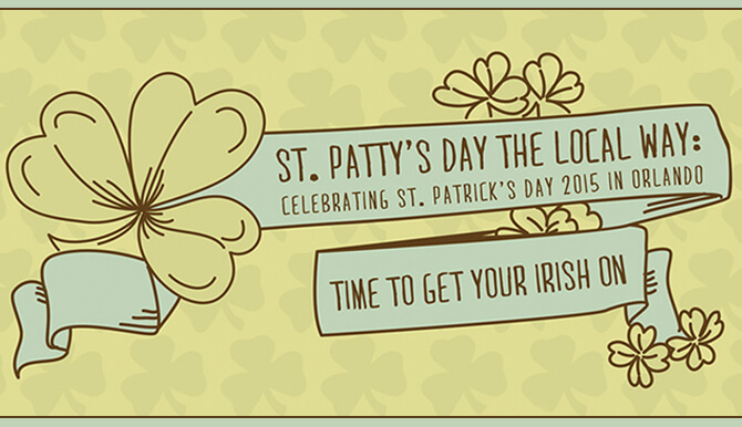 St. Patty's Day the Local Way: Celebrating St. Patrick's Day 2015 in Orlando