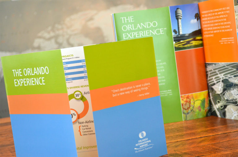 Orlando International Airport portfolio brochure