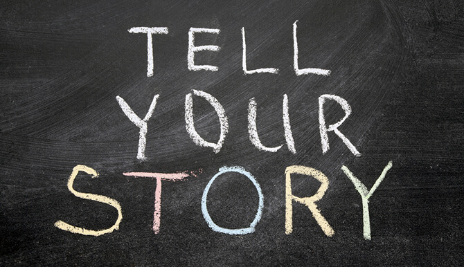 Tell your story in a digital world