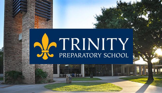 Trinity Preparatory School logo