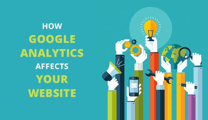 How Google Analytics Affect Your Website