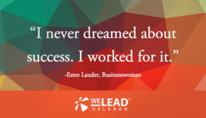 women leader quote