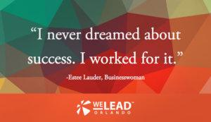 women leader quote