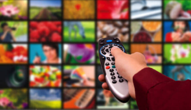 Media buying for Television