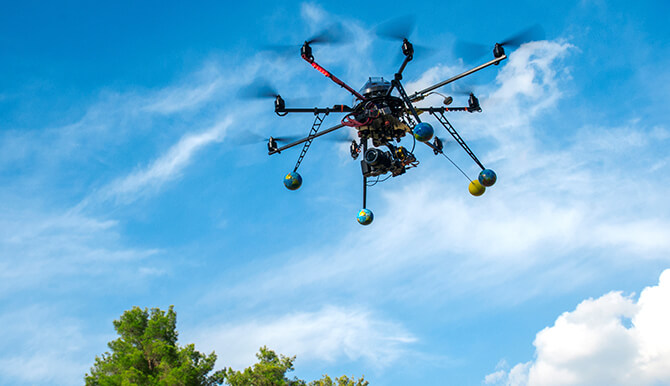 Drone Video Marketing for Business | Appleton Creative