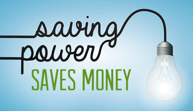 Saving power saves money -- Florida Municipal Power Agency