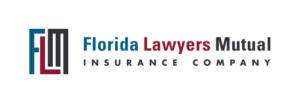 Florida lawyers mutual insurance company new logo