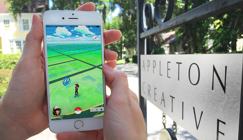 pokemon go sponsored locations