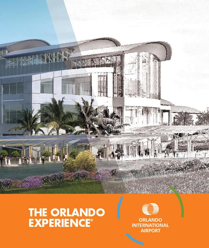 Orlando International Airport Floder
