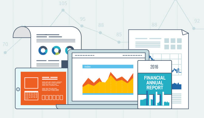 Latest annual report trends