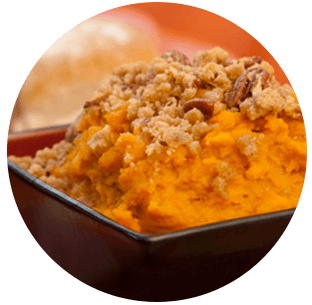 sweet potato Soufflé recipe