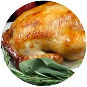 alton brown turkey recipe