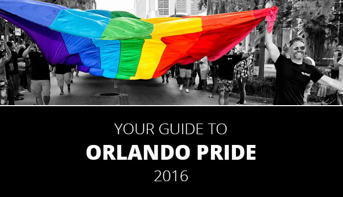 Orlando Come Out With Pride festival 2016