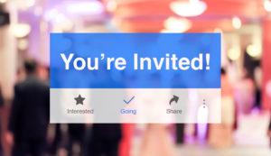 Facebook for event marketing