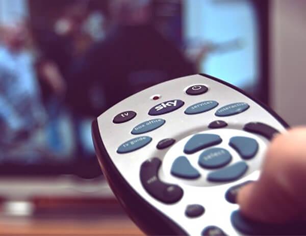 tv remote prank