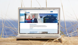 Orlando Web Design Agency Creates Website for Seaside Bank