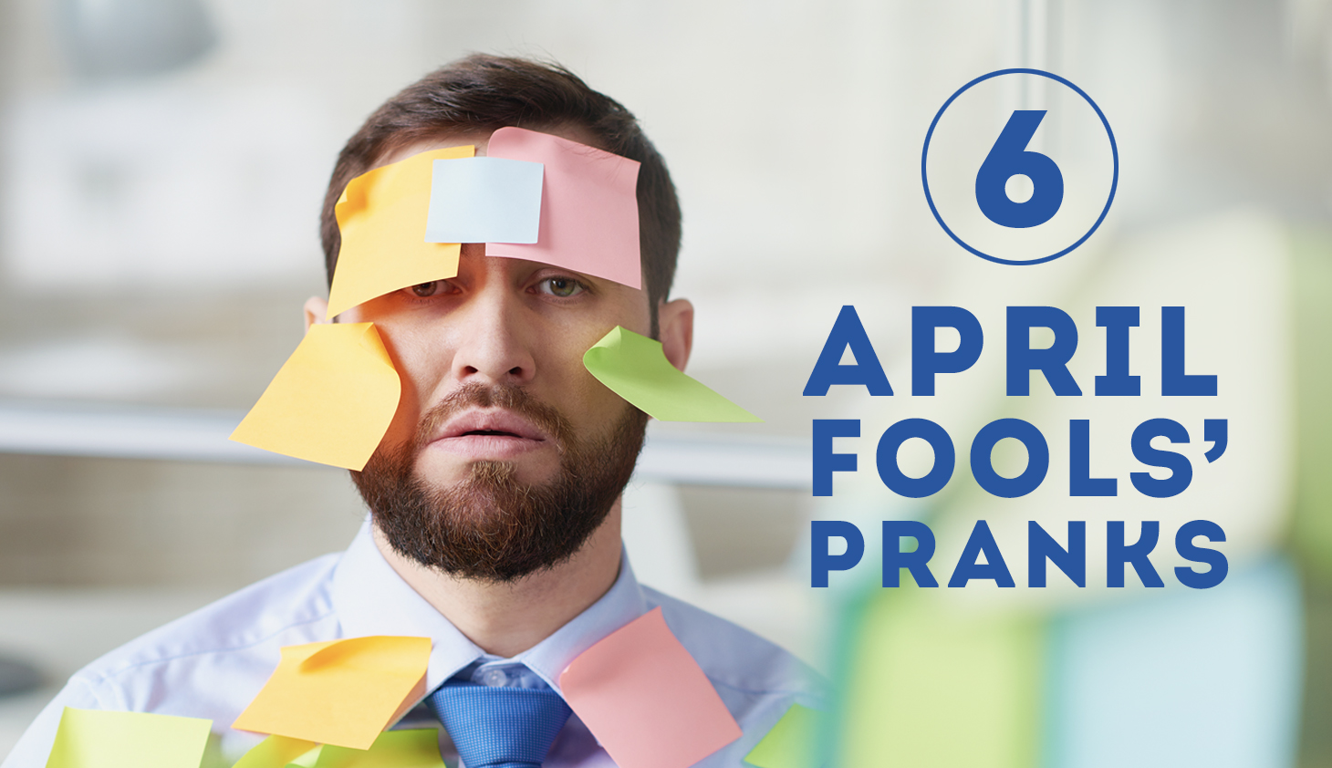 the best April Fools Day pranks for coworkers