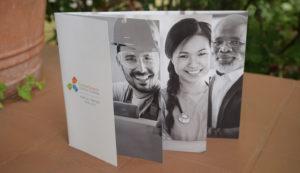 new Annual report design