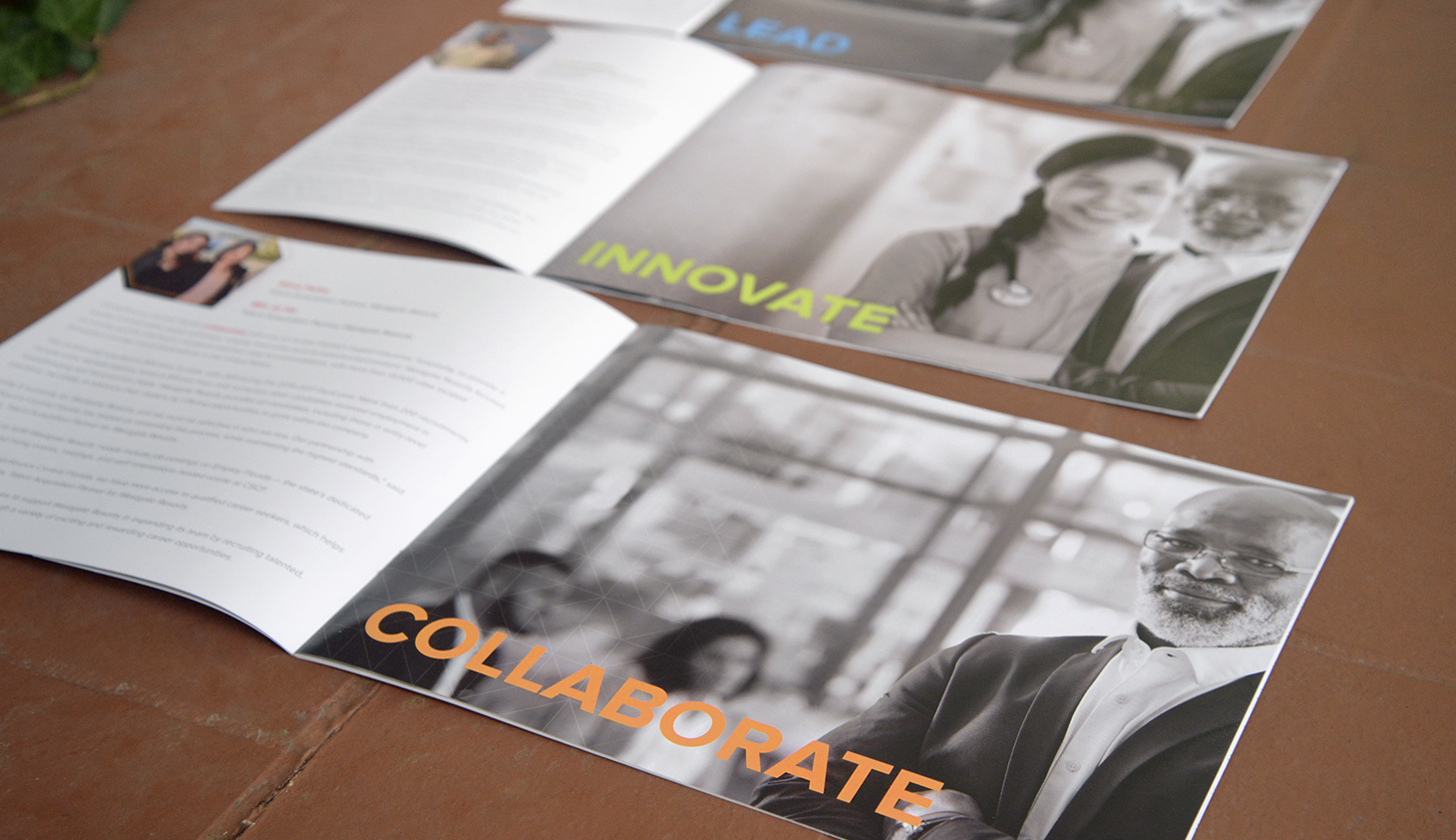 Innovative Annual Report Design for CareerSource Central Florida