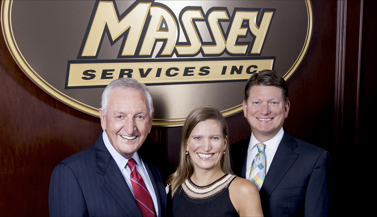 harvey massey golden eagle award