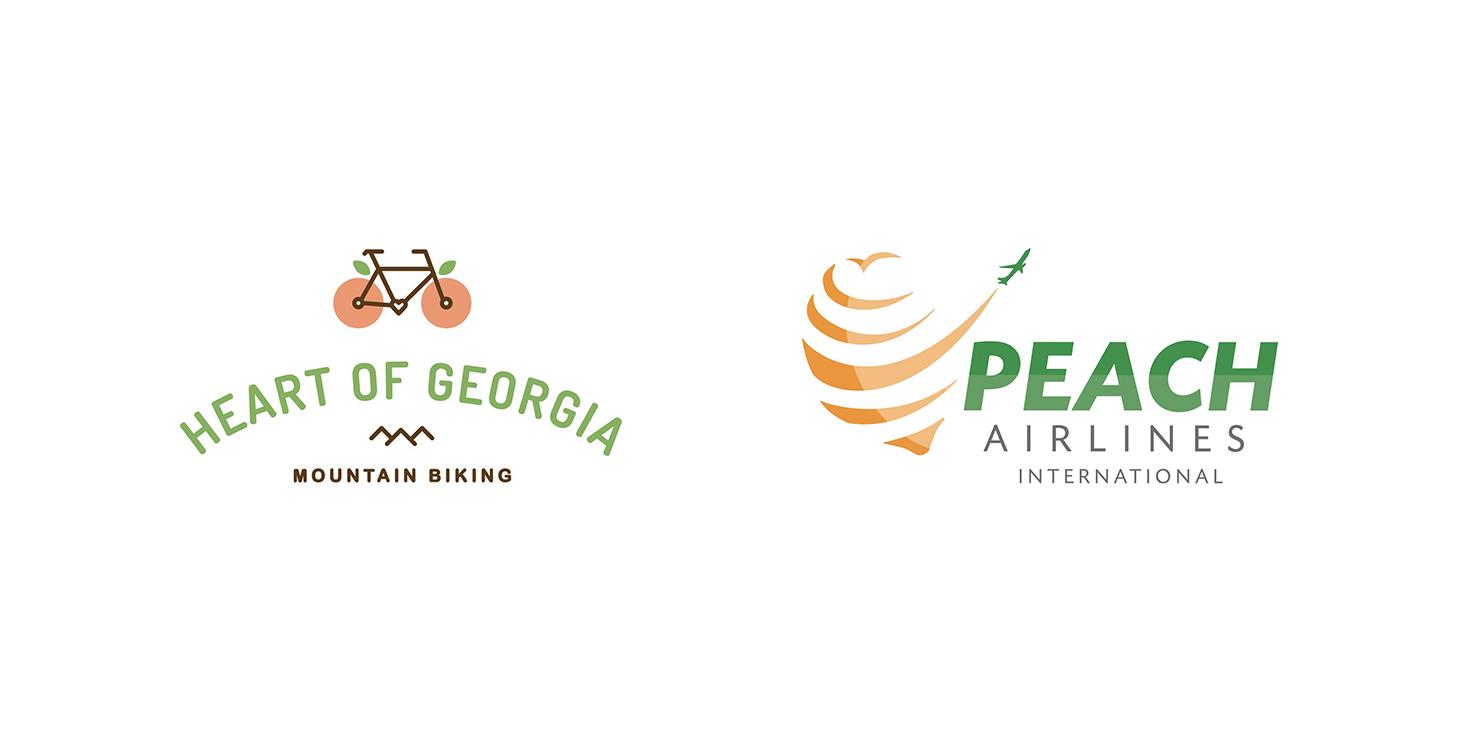 creative south logos