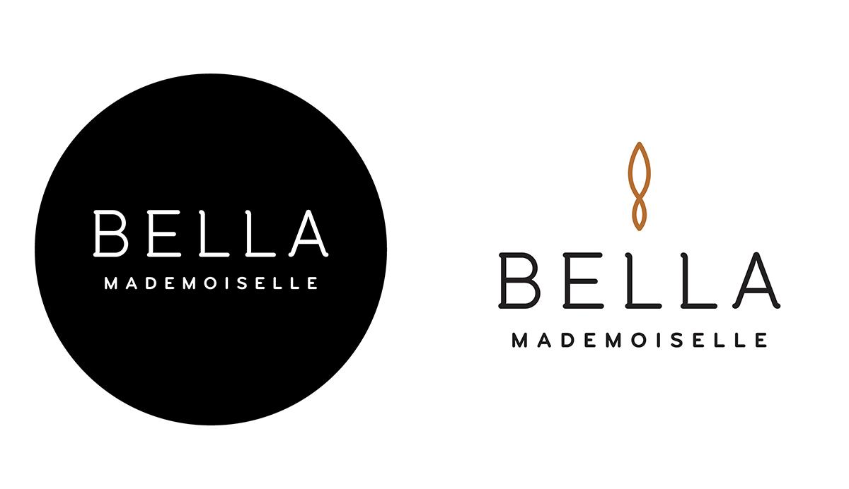 Bella Mademoiselle Logos