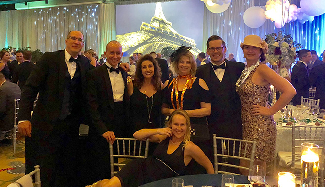 Hats Off to Another Successful Hats & Heroes Ball | Appleton Creative