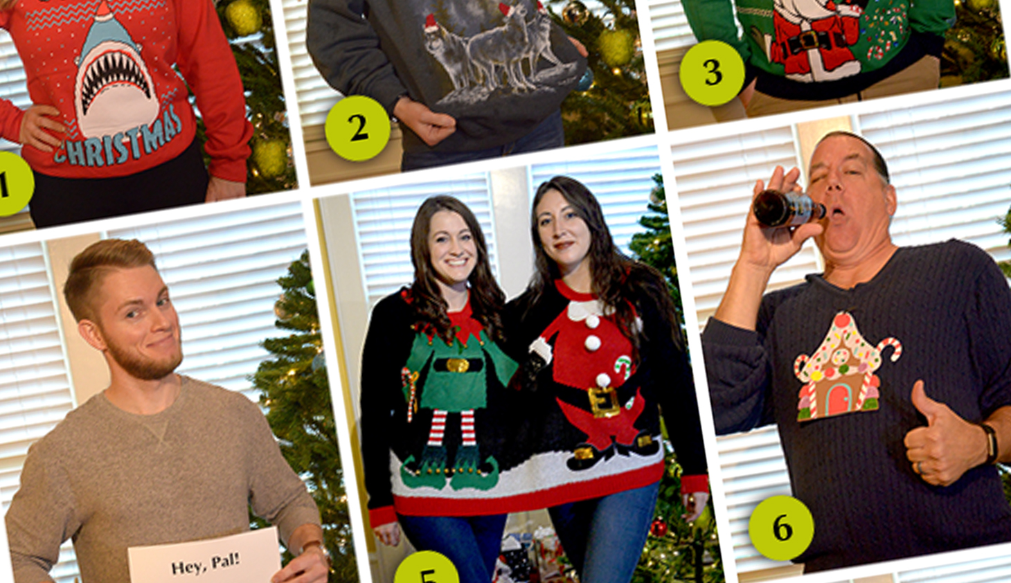 Ugly Christmas Sweater Ideas.9 Best Ugly Christmas Sweater Ideas In Orlando Appleton