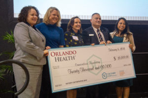 Non-profits in Central Florida receive donations