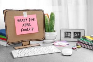 April Fools Day Office Pranks