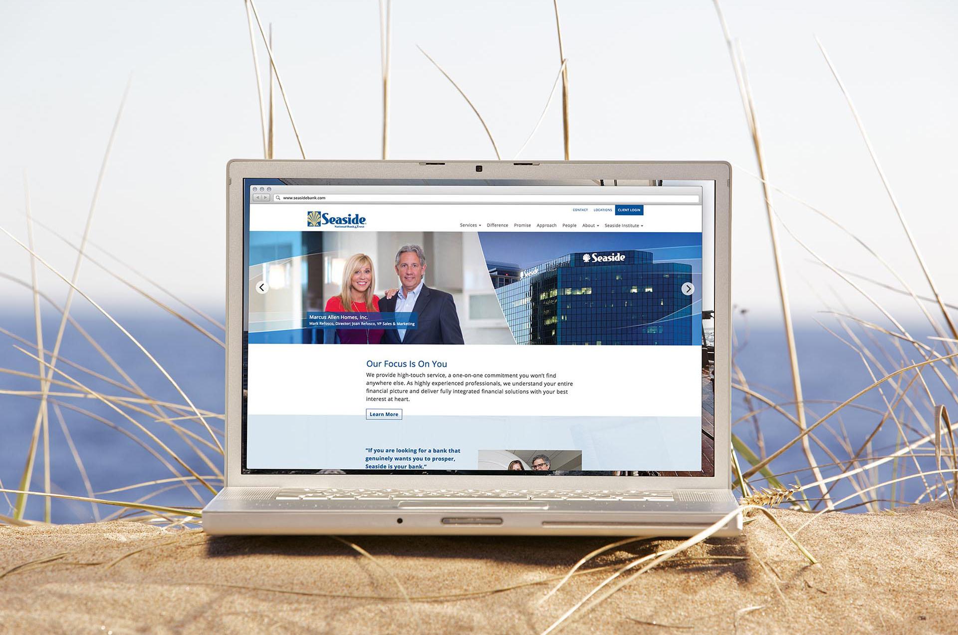 Seaside website