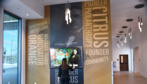 UCF Downtown Campus Lobby